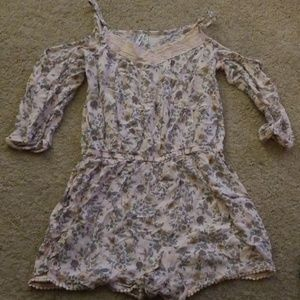 Ladies romper
